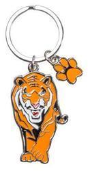 Klíčenka tygr kov(12)