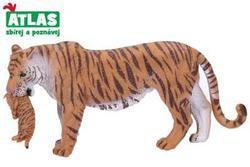 Tygr plast 13cm