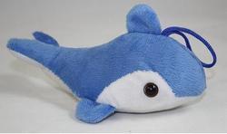 Delfín plyš 17cm (30)