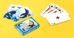 Tarotové karty s delfíny