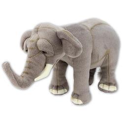 Slon indický plyš 35cm