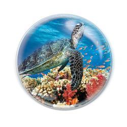 Magnet kulatý 5cm - mořská želva (12)