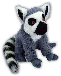 Lemur sedící plyš 28cm