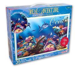 Puzzle oceán 60cmx91cm