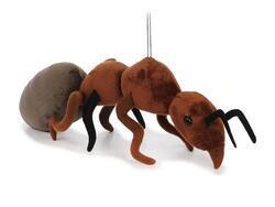 Mravenec plyš 44x10x11cm