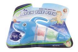 Vodní hra chytání rybiček