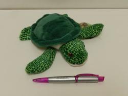 Mořská želva plyš 19cm (6)