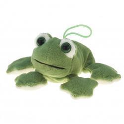 Žába plyš 13cm (12ks/bal)