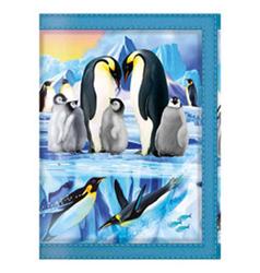 Peněženka 3D - tučňáci (5)