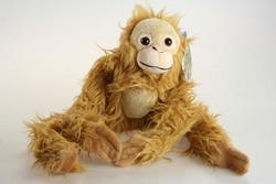 Opice plyš 38cm