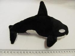 Kosatka plyš 22cm (6)