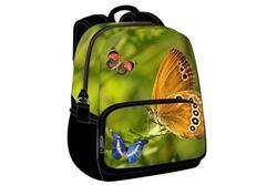 Batoh motýli polyester 30x28cm