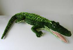 Krokodýl plyš 160cm