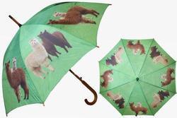 Deštník 87cm - alpaky (12)
