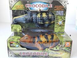 Krokodýl 2barvy
