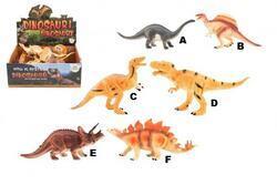 Dinosauři plast (12ks/bal)