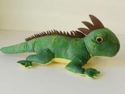 Chameleon plyš 50cm