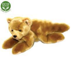 Medvěd plyš 15 cm ležící 2 druhy