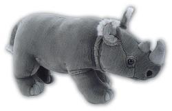 Nosorožec plyš 30cm