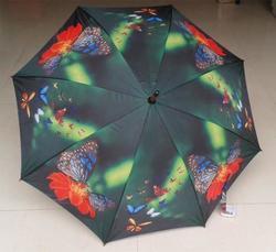 Deštník 87cm - motýli (12ks/bal)