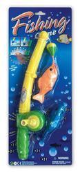 Hra rybaření - prut 50cm s rybou(12)