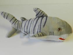 Žralok tygrovaný plyš 40cm