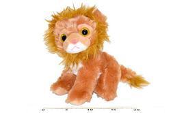 Lev plyš 20cm