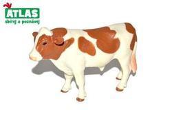 Kráva plast 14cm