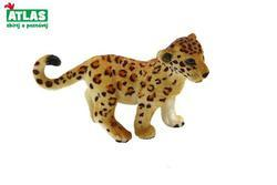 Leopard mládě 5,5cm