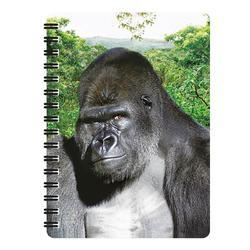 Notes 3D 11x14cm - gorila