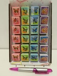 Razítko 2D motýl(24)