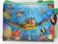 Kapsička 3D 11x8cm - mořská želva (5)