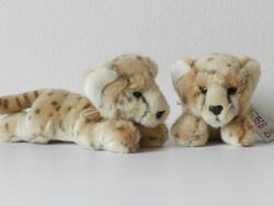 Gepardí mládě ležíčí plyš 24cm(6ks/bal)