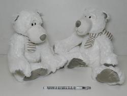 Lední medvěd plyšový 24cm