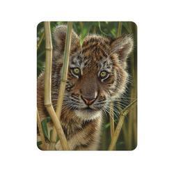 Magnet 3D 7x9cm - tygří mládě (25)