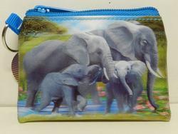 Kapsička 3D 11x8cm - sloni (5)