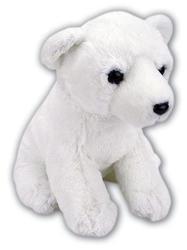 Lední medvěd sedící plyš 28cm
