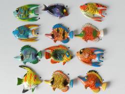 Magnet ryba 7,5cm, 12dr