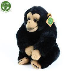 Opice sedící plyš 25cm