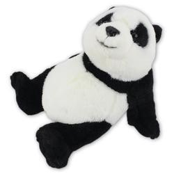 Panda sedící plyš 23cm