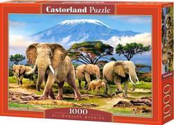 Puzzle sloni 1000dílků
