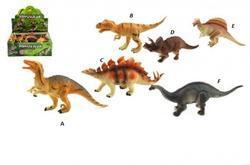 Dinosaurus plast 14cm (12)