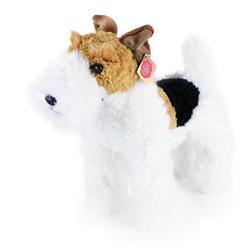 Pes foxteriér Dášenka plyš 30cm
