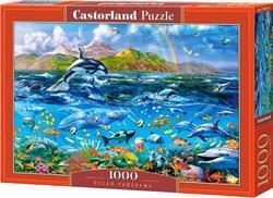 Puzzle mořský svět 1000dílků