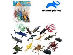 Zvířátka mořská 16ks 11,3cm (24ks/bal)