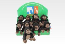 Gorila plyš 15cm