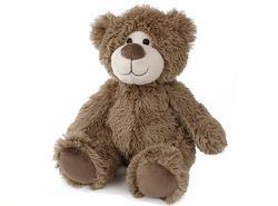 Medvěd sedící plyš 20cm(4ks/bal)
