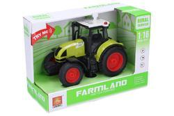 Traktor 18cm BO