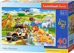 Puzzle safari 40maxi
