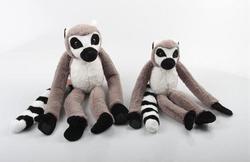 Lemur plyš 52cm(6ks/bal)
